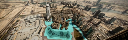 "Picture: ""Dubai from Above"" by Tom Olliver"