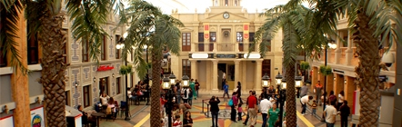 General View of KidZania Cuicuilco in Mexico City