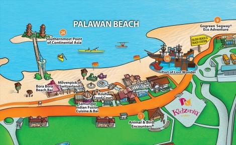 KidZania Singapore on Palawan Beach, Sentosa Island