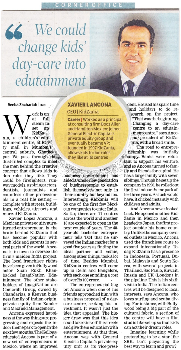 The Times of India. February 8, 2013