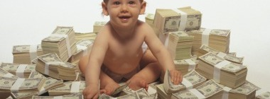 Talk to kids about money as early as 5-years-old, or as soon as they realize money buys things
