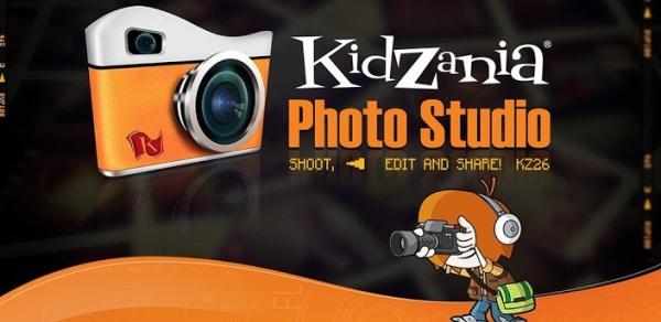 KidZania Photo Studio app