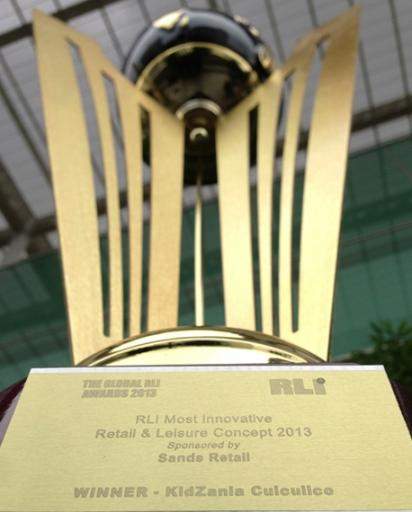 RLI Award 2013 - Retail & Leisure Concept 2013 - KidZania Cuicuilco