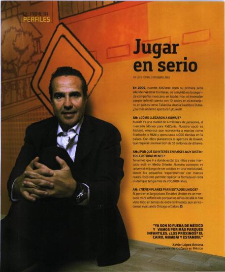 Revista Alto Nivel