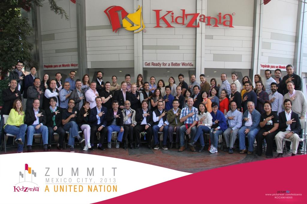 KidZania Zummit 2013: A United Nation