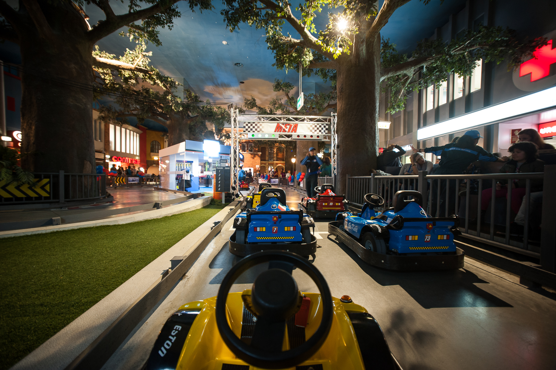 Kidzania Lisboa And Bosch Launch Car Service Establishment