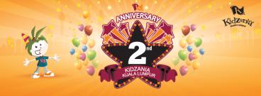 KZ KL 2nd anniversary