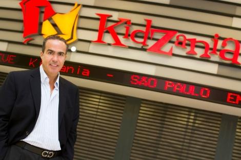 Xavier López - KidZania Sao Paulo