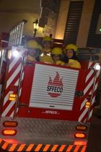 KidZania Jeddah - Fire Truck
