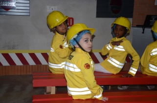 KidZania Jeddah - Firefighters!