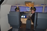KidZania Jeddah - Airplane simulators