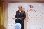 Mr. Xavier López during his speech at the Foundation Ceremony of KidZania Jeddah