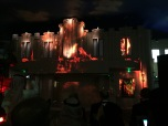 3D mapping projection on KidZania Jeddah's theater