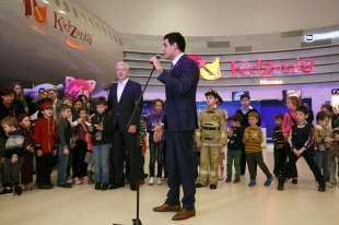 KidZania Moscow Ribbon-Cutting (9)